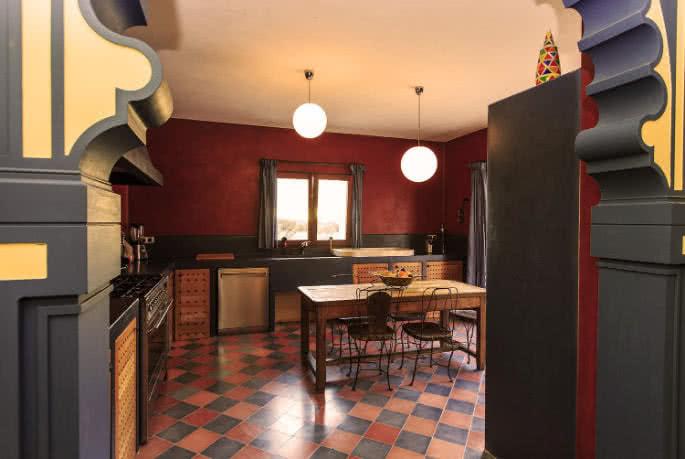 Cementine Cucina | Pavimenti Graniglia | Natural Floor